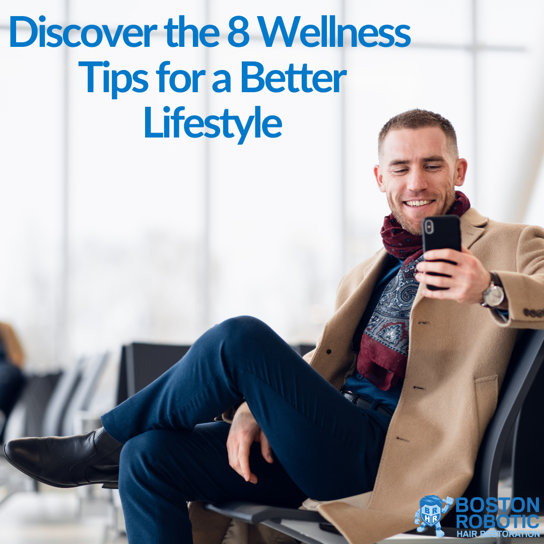 8 wellness tips